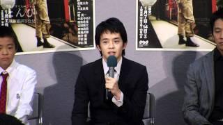 NHK土曜ドラマスペシャル「とんび」 2012年1月7日(土)21時、14日(土...