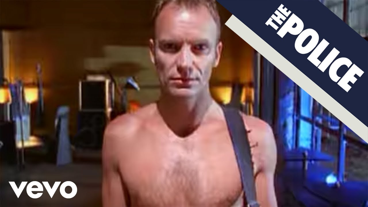 The Police – Demolition Man (Official Video)