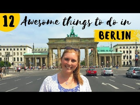 12 AWESOME things to do in BERLIN 😎🇩🇪✌️| Footsteps on the Globe