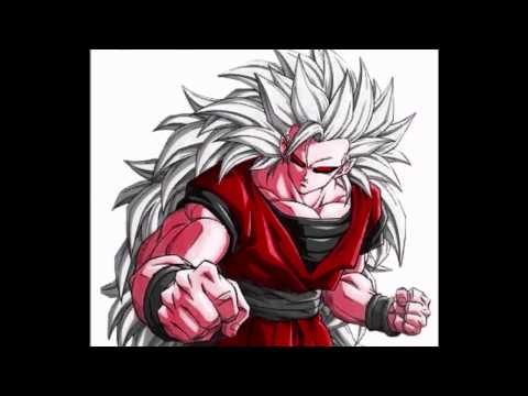 Super saiyan goku 1 10 youtube - Super sayen 10 ...