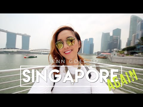 Jenn Goes To Singapore Again