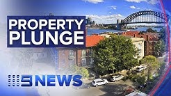 Record low for housing market   Nine News Australia