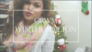 GRWM WINTER EDITION|| arreglate conmigo en invierno :) Thumbnail