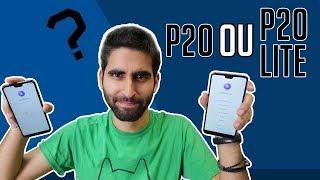 HUAWEI P20/P20 LITE : DANS L'OMBRE DU P20 PRO ?