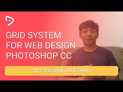 How to Create Custom Grid System in Photoshop for Web Design