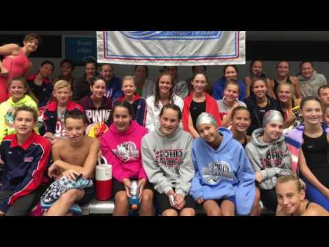 2016 CENTRAL MEGA ZONE CHAMPIONSHIPS - TEAM OHIO