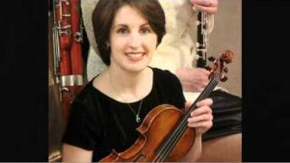Sheryl Staples on her instrument