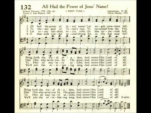 All Hail The Power Of Jesus Name Keyboard Chords By Edward Perronet