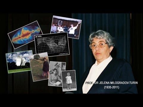 Dejan Urošević - Gotovo vršnjaci: Jelena Milogradov-Turin i radio-astronomija