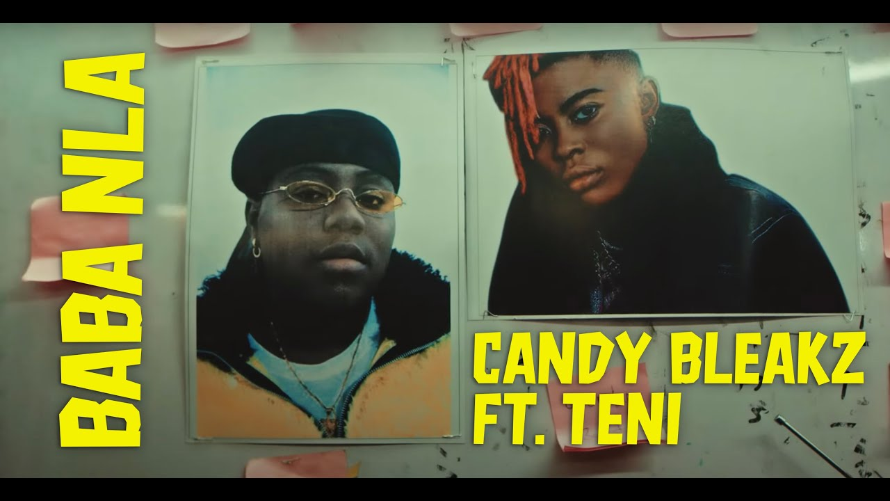 Download Candy Bleakz ft. Teni - Baba Nla (Official Video)