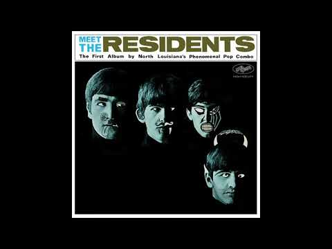 The Residents - Meet The Residents [Full Album, 1974] (Unedited Mono Mix)