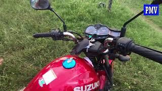 SUZUKI GR 150cc MOTORCYCLE MODEL 2018 PAKISTAN