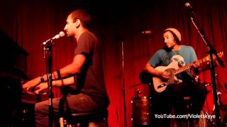 "Jacob Luttrell, Keaton Simons, John Mayer Cover ""I Don't Trust Myself (With Loving You)"" Hotel Cafe"