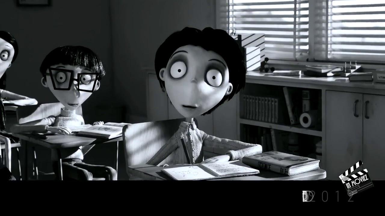 Frankenweenie 3d Official Trailer Hd Youtube