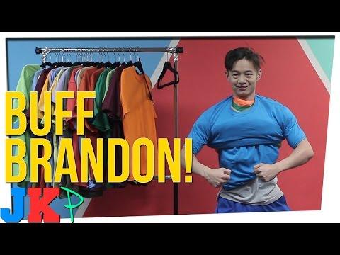 T-Shirt Race: Brandon Choi