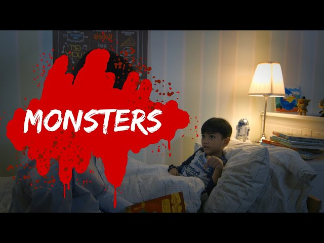 MONSTERS (Horror short film)