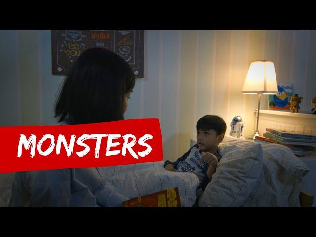 MONSTERS   Horror short film