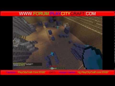 Free to PLAY Minecraft Server PlayCityCraft:25587