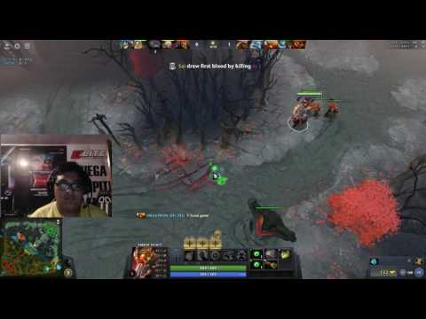 smash EMBER (perfect) 30 -0 VS INVOKER