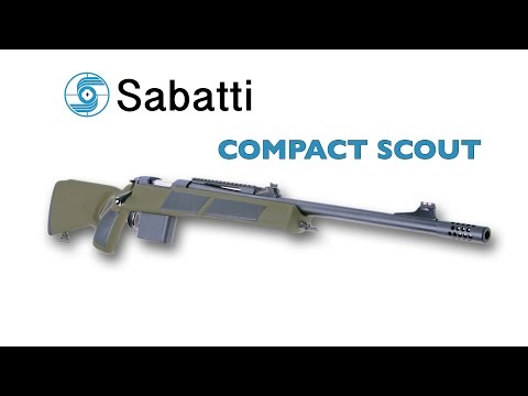 Hunting field test: Sabatti Mercury Scouts in 223/30-06 + Si