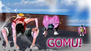 LA GOMU! is one of the strongest ROBLOX ENGLISH