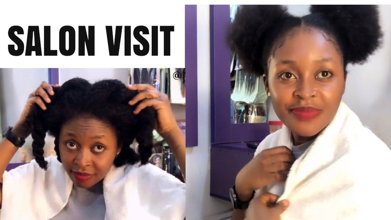 😳 I Went to The Cheapest Hair Salon in Nigeria | Salon và các thông tin mới nhất