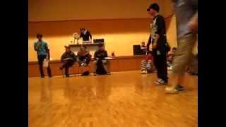 B-BOY ZAKAO BEST4
