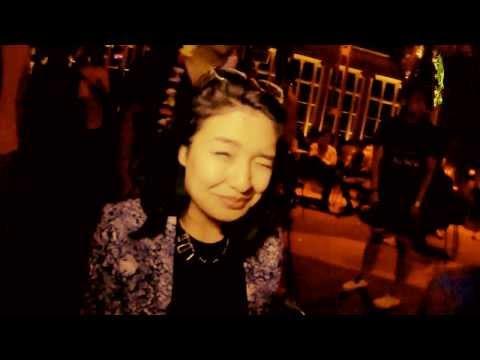 ASIANNIGHT HAWAII SPECIAL PartyCam GoPro 3 mastalee YELLOW @ Säulenhalle Fr 16 08 13 new Asian Party
