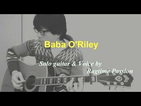 Baba O'Riley by The Who - on Solo guitar & voice