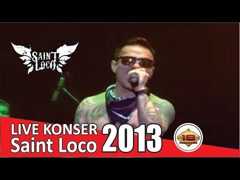 Live Konser Saint Loco - Terapi Energi @Kebumen, 14 September 2013