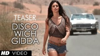 Disco Wich Giddha Tera Deep Money ft Ikka Latest Song Teaser I Releasing 15 September 2013