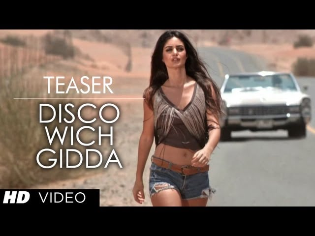Disco Wich Giddha Tera Deep Money ft Ikka Latest Song Teaser I Releasing 15 September 2013 Travel Video
