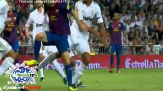 real madrid vs barcelona 2 2 Super cup spanish