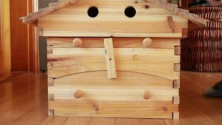 Chinese Style Flow Hive Project