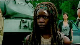 Киноляпы Ходячие мертвецы (другой голос)  The Walking Dead