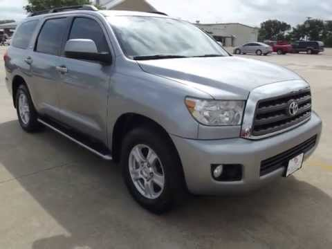 For Sale - $18,988 for 2008 Toyota Sequoia SR5 leather has 5.7L V8 Engine