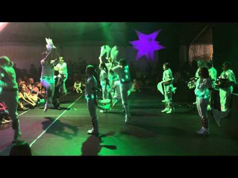 """Xmas Jig"", Late Night Extra, Sidmouth 2014"