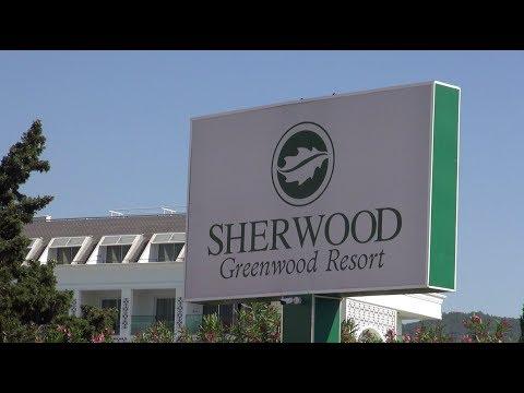 SHERWOOD GREENWOOD RESORT 4*. Май 2018, часть 1.