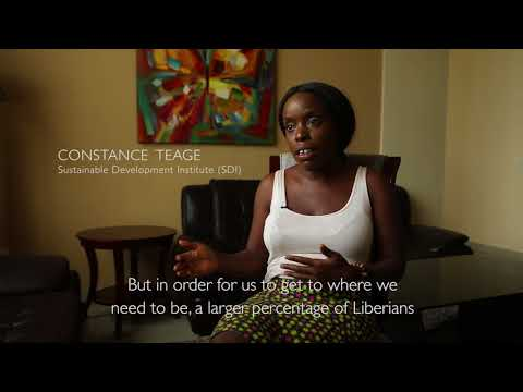 Food From This Soil - Land Rights in Liberia