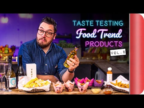 Taste Testing the Latest Food Trend Products Vol. 8 thumbnail