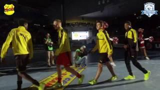 Pape-Cup 2017 - Der Einlauf aller Teams