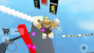 Complete roblox obby in 486 seconds