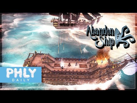 ABANDON SHIP | SHIP Combat Crew Management Sim (Abandon Ship Gameplay)