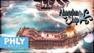 ABANDON SHIP | SHIP Combat Crew Management Sim (Abandon Ship Gameplay)
