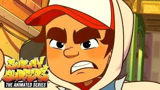 Subway Surfers Der Animierten Serie | Rücklauf | Jake