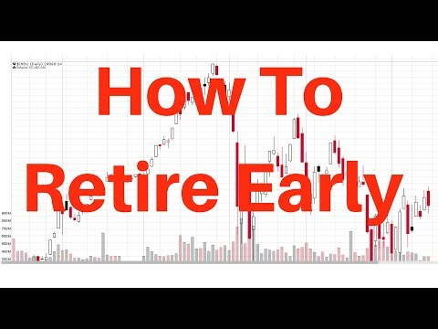 How to Retire Early By Reducing Expenses & Building A Nest Egg For Retirement