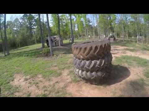 The Forest Adventure Paintball Tyler, Texas 3/26/17