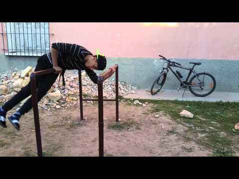 Street Workout freestyle/ youssoufia 2015