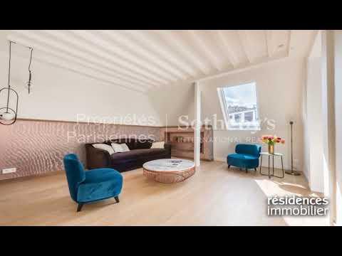 PARIS  8EME - APPARTEMENT A VENDRE - 1 175 000 € - 55 m² - 3 pièces