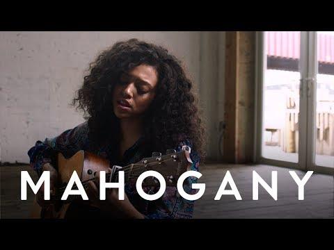 Mahalia - Marry Me  Mahogany Session